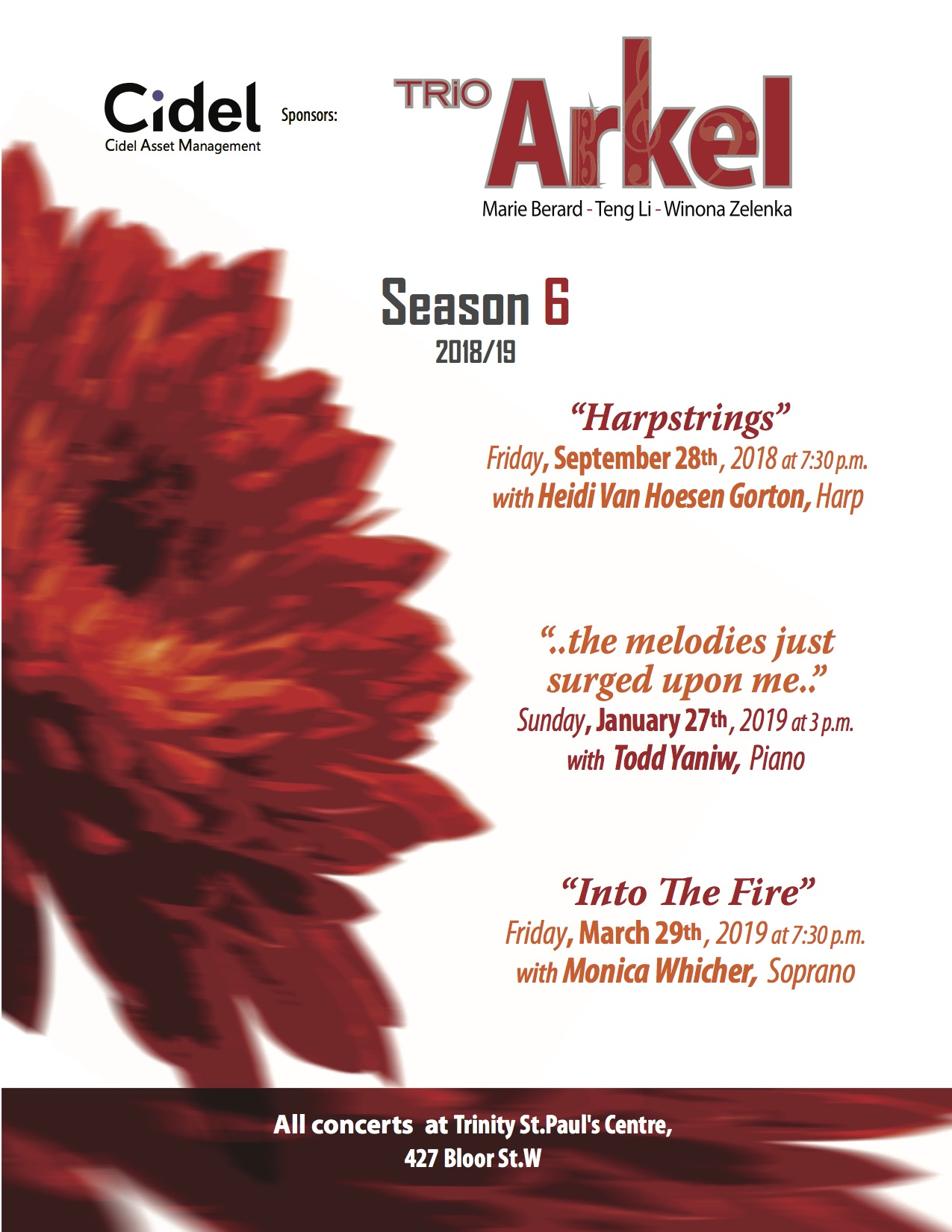 Trio Arkel season 6